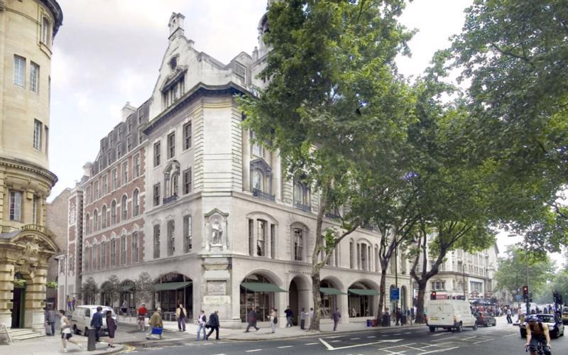 London's brand new 'L'oscar' chooses Guestkey