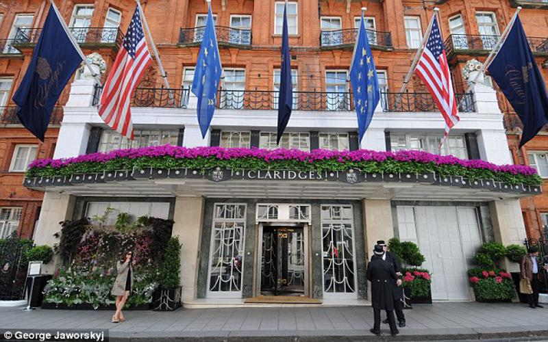 Claridge's joins our network