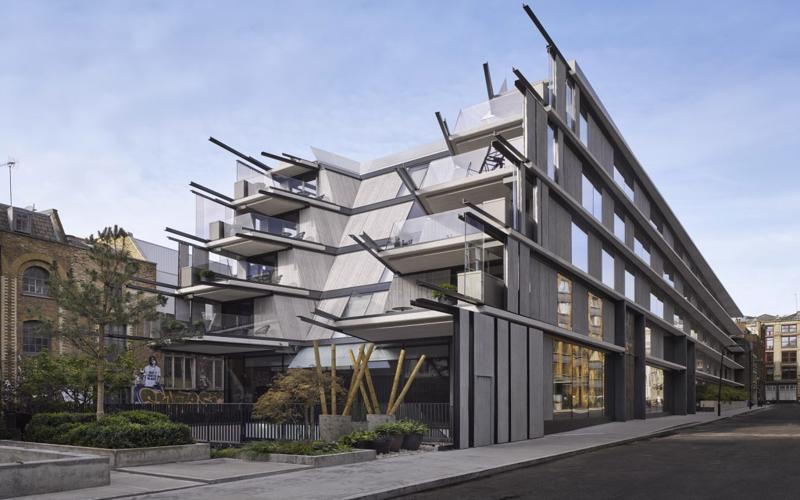 The Nobu in Shoreditch becomes our latest East London client