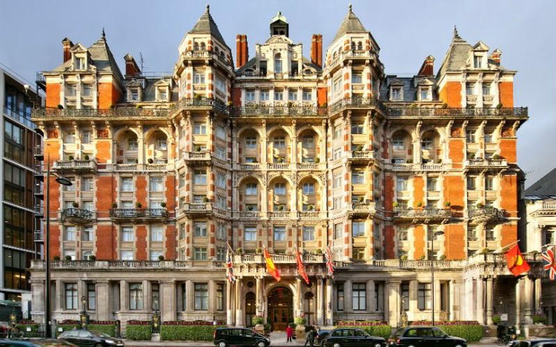 The Mandarin Oriental Hotel, London